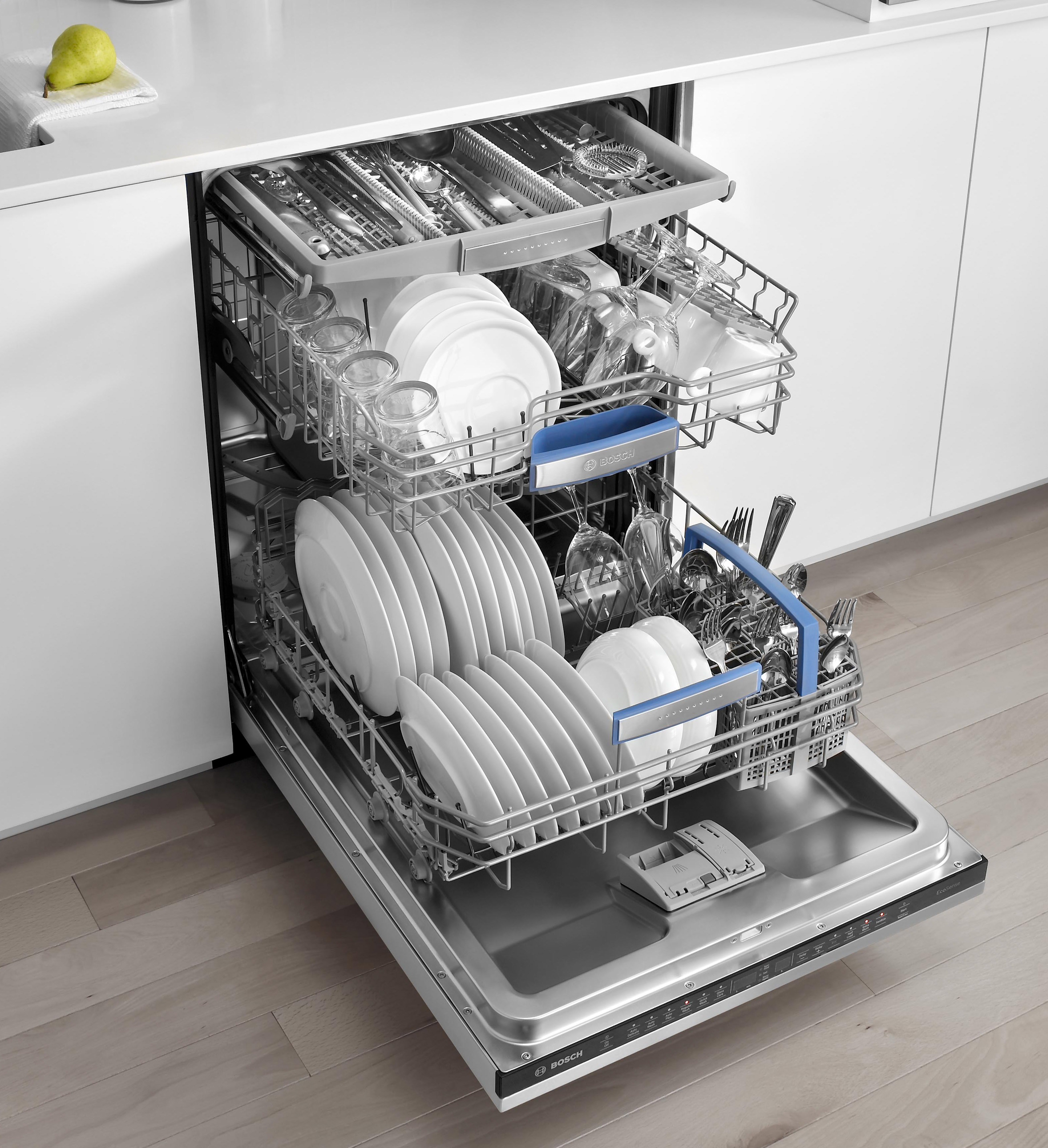 How to use a Bosch dishwasher: the rules and nuances of operation 60
